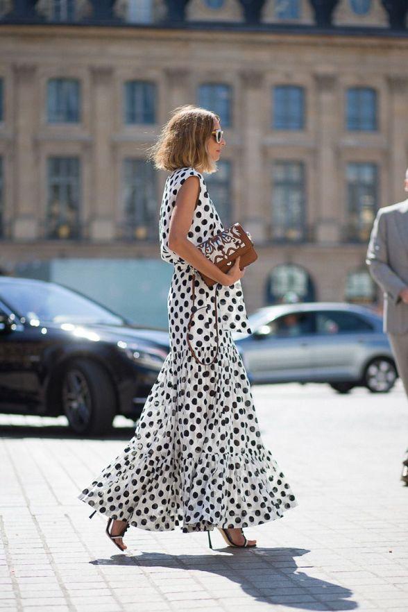 A lunares - vestido
