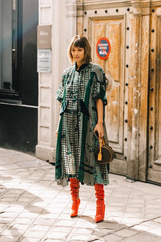 falda y botas 2